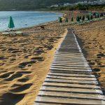 paleohora beach